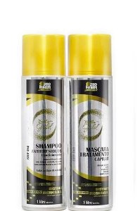 Bio Hair Escova Progressiva Bella Gold 2x1Litro