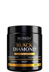 Blueken Máscara Matizadora Black Diamond 500g