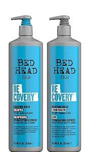 Bed Head Tigi Shampoo e Condicionador Recovery 2x970ml