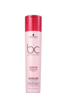 Schwarzkopf Bc Bonacure Peptide Repair Shampoo Deep Nourishing 250ml OUTLET