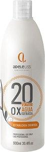Adele Liss Água Oxigenada Reveladora Blond Ox 6% 20 volume 1000ml