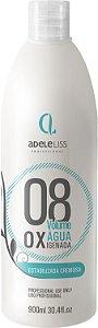 Adele Liss Água Oxigenada Reveladora Blond Ox 3% 08 volume 1000ml