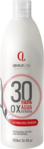 Adele Liss Água Oxigenada Reveladora Blond Ox 9% 30 volume 1000ml