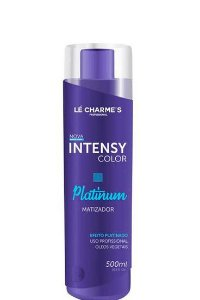 Le Charmes Matizador Juju Intensy Color Platinum 500ml + Brinde