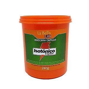 Isotônico Capilar La Bella Liss Nutrição Capilar 240g