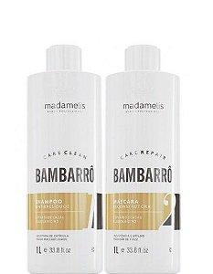 Progressiva Madame Lis Bambarro Kit 2x1 Litro