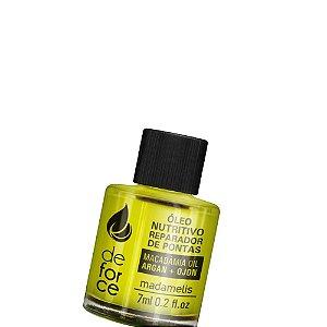 Oleo de Argan Nutritivo Reparador de Pontas Madame Lis 7ml