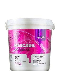 MadameLis Máscara Corrida Hidratação Profunda e Fortalecimento Capilar 3,6 Kg