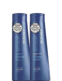 Joico Kit Moisture Recovery Reparação Kit Shampoo e Condicionador 2x300ml