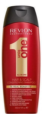 Shampoo Revlon Uniq One All In One Hair 10 em 1 300ml (Brinde)