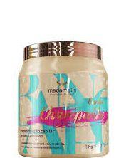 Mascara de Hidratação Banho de Champanhe MadameLis 1kg -Brinde