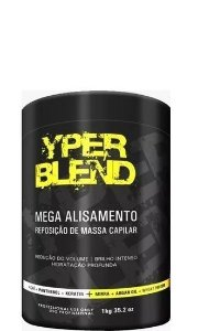 Yper Blend Btx Sem Formol Mega Alisamento Capilar 1Kg