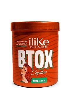 Btox Capilar Ilike Professional 1kg OUTLET