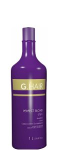 G.Hair Shampoo Antirresiduos Perfect Blond 1Litro OUTLET