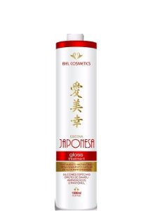 Escova Progressiva Japonesa Biel Cosmeticos Step 2 - 1 Litro
