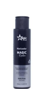 Magic Color Matizador Capilar Efeito Prata Platinum Blond 500ml