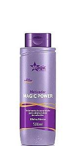 Magic Color Magic Power Matizador Efeito Perola - 500ml OUTLET