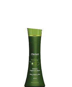 Mutari Relax SOS Q10 Shampoo para Cabelos com Química 240ml