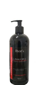 Jhors Clean Force Shampoo Fortificante Capilar 500ml OUTLET