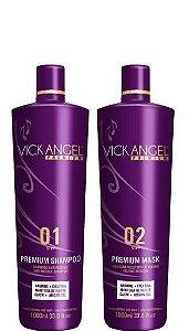 Progressiva Vick Angel Premium Argan Oil 2x1litro