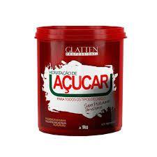 Glatten Açucar Super Hidratante e Umectante 1kg