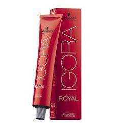 Coloração Igora Royal 7.1 Louro Médio Cinza 60g
