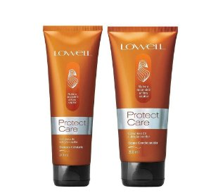 Lowell Protect Care Shampoo 240ml e Condicionador 200ml