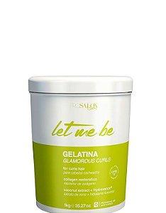 Gelatina Para Cachos Let Me Be Glamorous Curls 1kg OUTLET