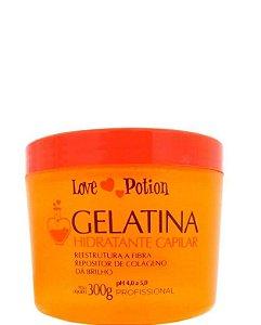 Love Potion Gelatina Hidratante Capilar 300g