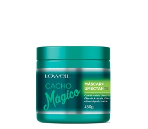 Lowell Cacho Magico Máscara Umectante 450g