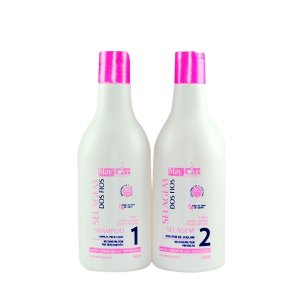 Selagem dos Fios May Love Plastica Capilar 2x500ml