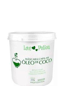 Love Potion Mascara Capilar Óleo de Coco Hidratante 250g