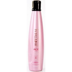 Aneethun Age System Cream Shampoo Sem Sal 300ml