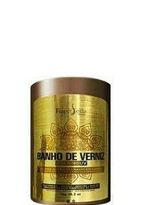 Banho de Verniz Hidratação e Brilho FioPerfeitto 1kg + Brinde