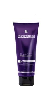 American Desire Blond Way Mask Revision Color 250ml