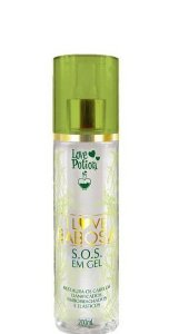 I Love Babosa SOS em Gel Love Potion Reconstrutor 200ml
