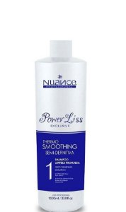 Nuance Shampoo Antiresiduos Smoothing 1 Litro OUTLET
