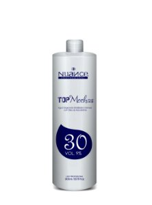 Nuance Agua Oxigenada Top Mechas 30 Volumes 900ml