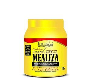 Forever Liss Maizena Capilar MeAliza Máscara Alisamento 1kg