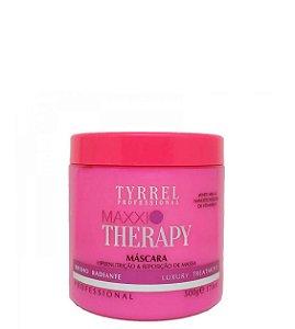 Tyrrel Maxxi Therapy Máscara Hipernutrição e Reposição de Massa 500g + Brinde