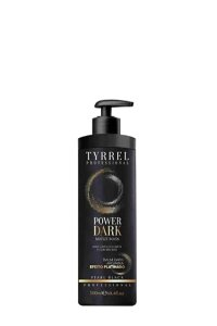 Tyrrel Power Dark Matize Mask Mascara Black Para Loiras 500ml + Brinde