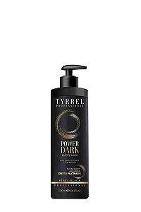 Tyrrel Power Dark Matize Mask Mascara Black Para Loiras 500ml