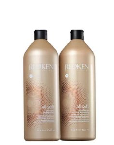 Redken All Soft Salon Duo Shampoo e Condicionador 2x1litro