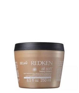 Redken All Soft Heavy Cream Máscara de Hidratação 250ml