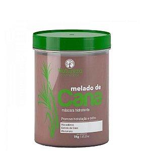 Natureza Cosmeticos Melado de Cana Máscara Hidratante 1kg + Brinde