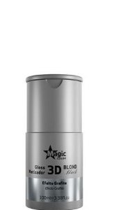 Magic Color Glos Matizador 3D Blond Black Efeito Grafite 100ml