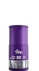 Magic Color Gloss Matizador 3D Ice Blond Efeito Cinza 100ml