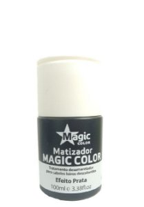 Magic Color Efeito Prata Platinum Blond 100ml