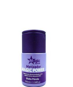 Magic Color Magic Power Matizador Efeito Perola - 100ml