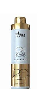 Magic Color Exclusive Blond Água Oxigenada Ox 20 Volumes 900ml